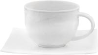 Чашка с блюдцем Home and You 57291-BIA-FIL -