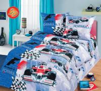 Комплект постельного белья Магия Сна Формула 1 4797/1 1.5 (1 наволочка 70x70) -