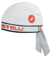 Велобандана Castelli 4513048 (белый) -