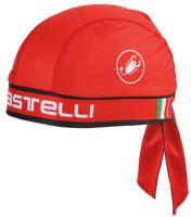 Велобандана Castelli 4513048 (красный) -