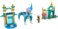 Конструктор Lego Princess Райя и дракон Сису / 43184 -