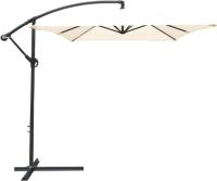 Зонт садовый Green Glade 6401 (бежевый) -