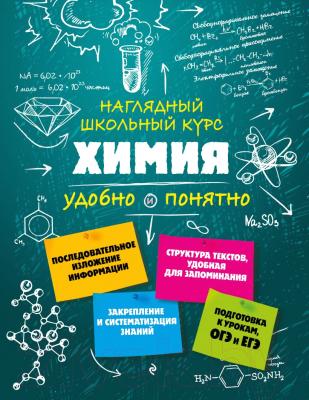 Наглядное пособие Эксмо Химия