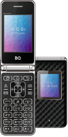 Мобильный телефон BQ Dream Duo BQ-2446 (черный) -