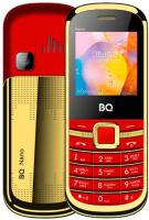 Мобильный телефон BQ Nano BQ-1415 (красный/золото) -