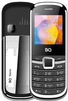 Мобильный телефон BQ Nano BQ-1415 (черный/серебристый) -