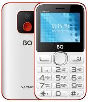 Мобильный телефон BQ Comfort BQ-2301 (белый/красный) -