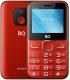 Мобильный телефон BQ Comfort BQ-2301 (красный/черный) -