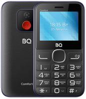 Мобильный телефон BQ Comfort BQ-2301 (черный/синий) -