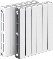 Радиатор биметаллический Rifar Supremo 500 (8 секций) -