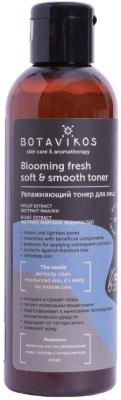 Фото - Тонер для лица Botavikos Blooming fresh Soft & Smooth Toner Увлажняющий увлажняющий тонер для лица с витаминами vitamin moisture toner 250мл