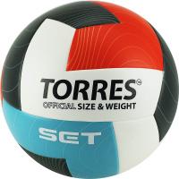 Мяч волейбольный Torres Set / V32045 (размер 5) -