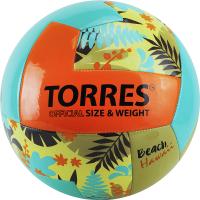 Мяч волейбольный Torres Hawaii / V32075B (размер 5) -