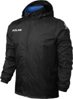 Ветровка детская Kelme Windproof Rain Jacket / K15S606-1-000 (р-р 140, черный) -