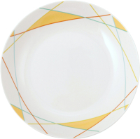 Тарелка столовая мелкая Bradex Lateen / TK 0466 -