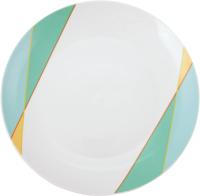 Тарелка столовая мелкая Bradex Parallels / TK 0463  -
