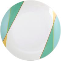 Тарелка столовая мелкая Bradex Parallels / TK 0469 -