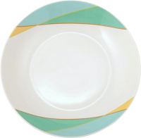 Тарелка столовая глубокая Bradex Parallels / TK 0464 -