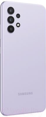 Смартфон Samsung Galaxy A32 128GB / SM-A325FLVGSER (фиолетовый)