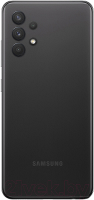 Смартфон Samsung Galaxy A32 64GB / SM-A325FZKDSER (черный)