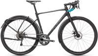 Велосипед Cube Nuroad Pro FE 58см 2021 (Black/Petrol) -