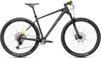 Велосипед Cube Reaction C:62 Pro 29 2021 (15, Yellow) -