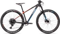 Велосипед Cube Reaction C:62 Rookie 27.5 2021 (13.5, Blue) -