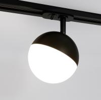 Трековый светильник Elektrostandard Glob GX53 MRL 1015 (черный) -