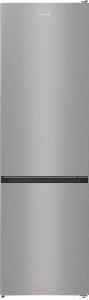 Фото - Холодильник с морозильником Gorenje NRK6201ES4 gorenje rk621pw4