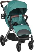 Детская прогулочная коляска Farfello Galla-S (изумрудный) -