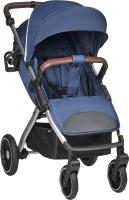 Детская прогулочная коляска Farfello Galla-S (синий) -