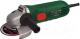 Угловая шлифовальная машина DWT WS07-125 ER (5.2.40) -