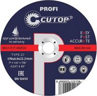 Шлифовальный круг Cutop Profi 39999т -