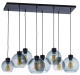 Люстра TK Lighting Cubus Graphite 4113 -