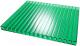 Сотовый поликарбонат TitanPlast 6x1050x1000 (зеленый) -