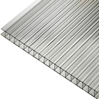 Сотовый поликарбонат TitanPlast 1050x1000x6 (тонированный) -