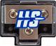 Дистрибьютор питания для автомобиля Kicx Headshot DB4444N -