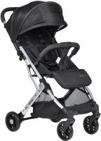 Детская прогулочная коляска Farfello Comfy Go / CG (черный) -