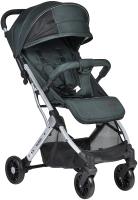 Детская прогулочная коляска Farfello Comfy Go / CG (зеленый) -