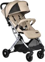 Детская прогулочная коляска Farfello Comfy Go / CG (бежевый) -