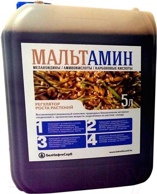 Стимулятор роста для растений Белнефтесорб Мальтамин