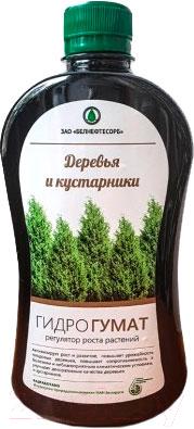 Стимулятор роста для растений Белнефтесорб Гидрогумат Деревья и кустарники