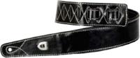 Ремень для гитары Soldier STP-GL-0201 (черный) -