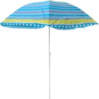 Зонт пляжный Sabriasport В20 (синий/желтый) -