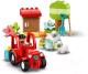 Конструктор Lego Duplo Фермерский трактор и животные / 10950 -