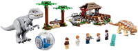 Конструктор Lego Jurassic World Индоминус-рекс против анкилозавра / 75941 -