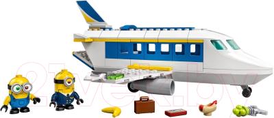 Конструктор Lego Minions Миньоны: тренировочный полет / 75547
