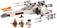 Конструктор Lego Star Wars Истребитель типа Х Люка Скайуокера / 75301 -