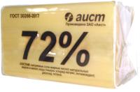 Мыло для стирки Аист Хозяйственное 72% (200г) -