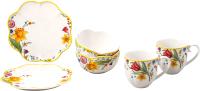 Набор столовой посуды Villeroy & Boch Spring Awakening / 14-8638-7281 -
